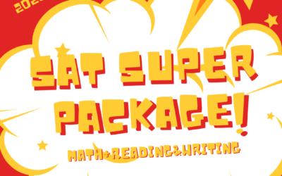 SAT Super Package