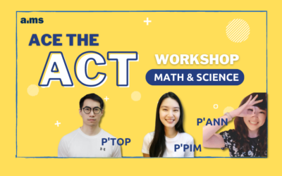 ACT Workshop: Ace the ACT