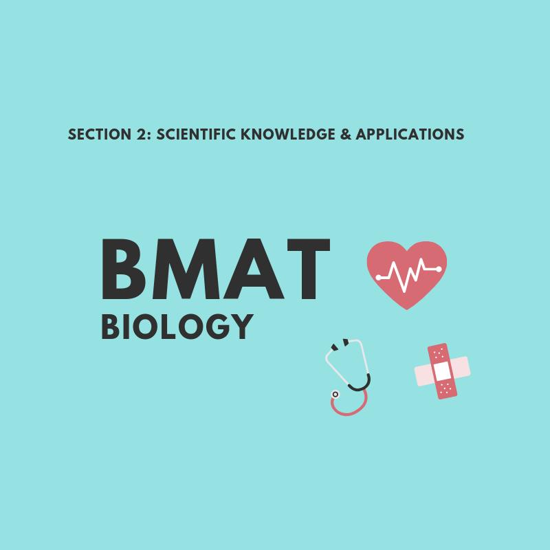 BMAT Biology