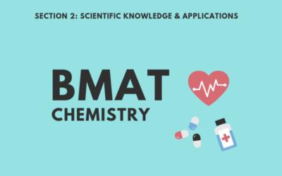 BMAT Chemistry