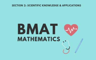 BMAT Mathematics