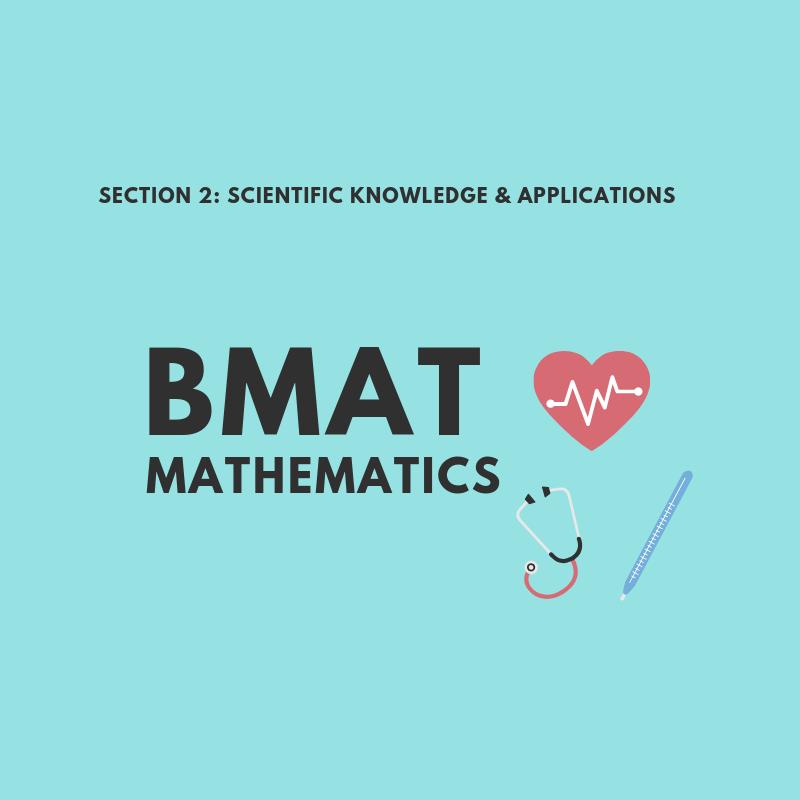 BMAT Math