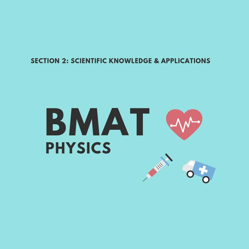 BMAT Physics