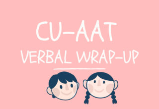 *New course 2021* CU-AAT Verbal Wrap-up