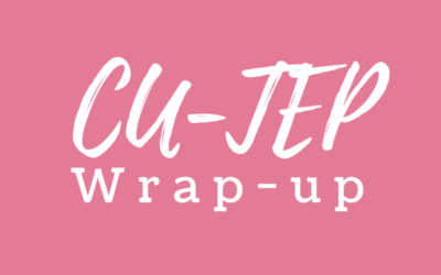 CU-TEP Wrap-up