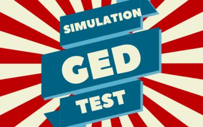 GED Online Simulation Test Set A