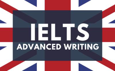 IELTS Advanced Writing
