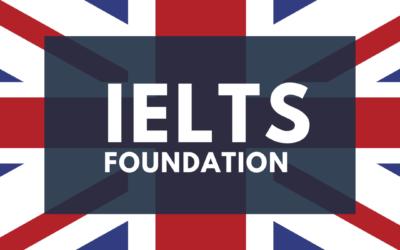 IELTS Foundation