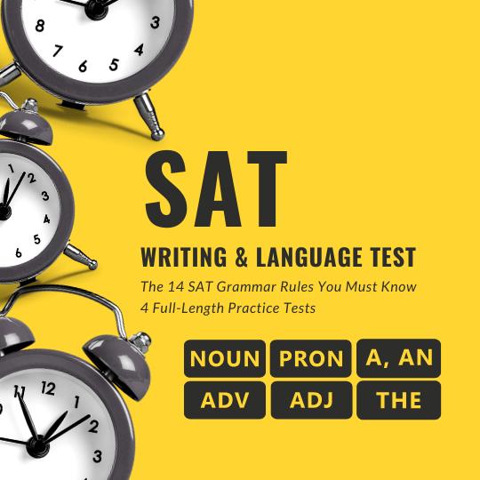 SAT Grammar