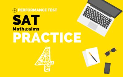 SAT Math Practice 4