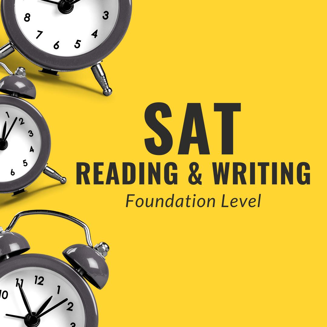 SAT RW Foundation