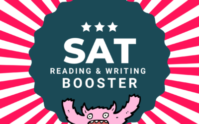 SAT Reading & Writing Booster