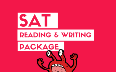 SAT Reading & Writing Package