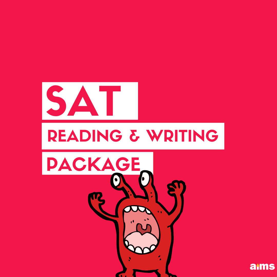 SAT Reading & Writing Package Cover (8)