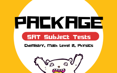 SAT Subject Tests Package: Foundation Level